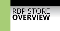 RBP Store Overview